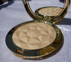 Estee Lauder Shimmering Jewel Powder - Click Through for review & Pictures!