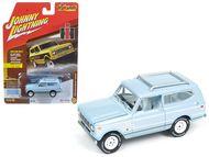 1979 International Scout Light Blue 1/64 Scale Johnny Lightning JLCG005 A