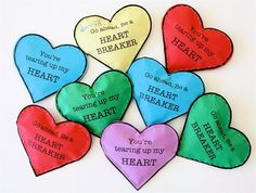 Valentines Sayings - C.R.A.F.T.