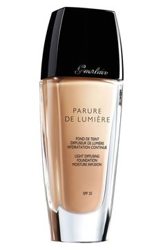 Guerlain 'Parure de Lumiere' Light Diffusing Foundation SPF 25 available at #Nordstrom