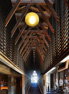 Wild Turkey Bourbon Visitor Center / De Leon & Primmer Architecture Workshop   ArchDaily