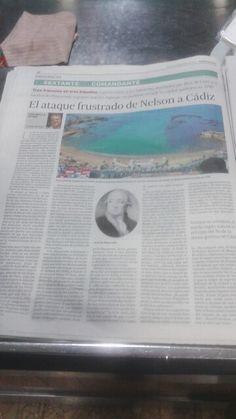 Turismo Cádiz - nelson 1797