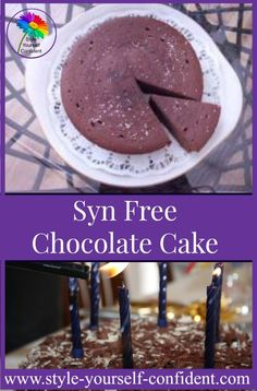 Slimming World syn free chocolate cake Slimming World Chocolate Cake, Slimming World Brownies, Slimming World Deserts, Slimming World Puddings, Slimming World Fakeaway, Slimming World Snacks, Slimming World Breakfast, Slimming World Recipes Syn Free, Slimming World Syns
