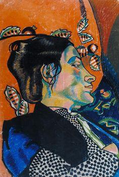Henri Gaudier-Brzeska 'Sophie Brzeska', 1913