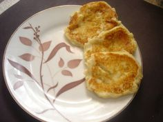 A 5-star recipe for Fried Mashed Potato Patties made with mashed potatoes, milk, egg, salt, black pepper, flour