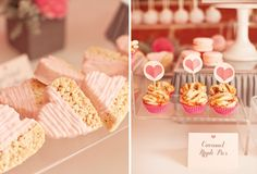 heart-shaped-rice-krispies-and-mini-pies