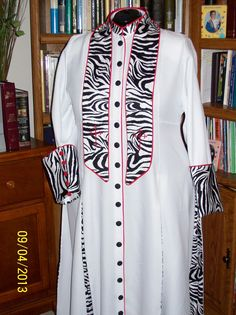 Very Nice Quality One of A Kind Custom Women Ministers Robes at A Reasonable Price, please contact me at 678-565-4683 credes27@bellsouth.net, & credes27@heavensjoygifts.com. Also, you can see many products at www.heavensjoygifts.com