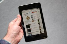 Google Nexus 7 Tablet Heading To Retail Store: Andy Rubin
