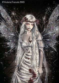Ophelia's dream I - Victoria Frances