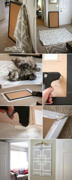 http://theblissfulbee.porch.com/covering-a-cork-board-how-to/