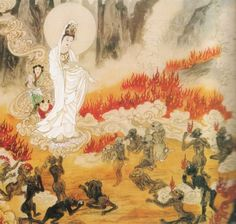 """Hungry ghosts (饿鬼, è guǐ)  """"Respect ghosts and gods, but keep away from them,"""" Confucius purportedly said. His advice holds especially true when the ghosts in question are hungry. Very hungry."""