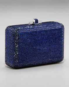 Crystal Air Stream Clutch by Judith Leiber at Neiman Marcus.
