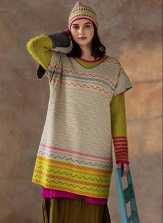Casual Chic, Textile Patterns, Textiles, Gudrun, Crochet Clothes, Fall Winter, Autumn, Skirts, Sweaters