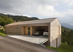 HOUSE B by Dietrich | Untertrifaller Architekten © Dietrich | Untertrifaller (Angela Lamprecht)