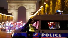 A single gunman armed with an automatic weapon opened fire on a foot patrol before being killed in turn, according to Le Parisien newspaper, citing its own sources.