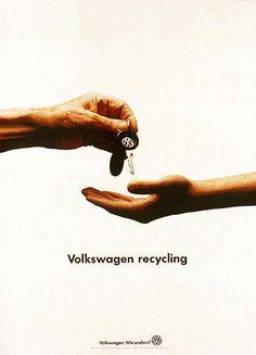 Volskwagen recycling