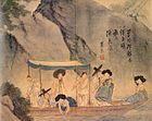 Dream Journey to the Peach Blossom Land - Korean painting - Wikipedia, the free encyclopedia