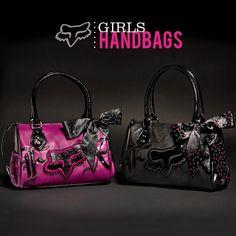 Fox Handbags <3