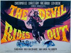 Image Detail for - THE-DEVIL-RIDES-OUT