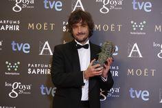 """Premio """"mejor dirección artística"""". Pepe Domínguez, por 'La isla mínima'. #goya2015 #federopticos #premiados"""