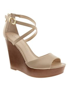 Sabrine Wedge | Banana Republic