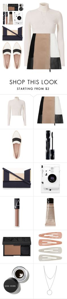 """""""#993 Melanie"""" by blueberrylexie ❤ liked on Polyvore featuring A.L.C., Alexander Wang, Kate Spade, Shiseido, Lipsy, Lomography, NARS Cosmetics, Grown Alchemist, Forever 21 and Bobbi Brown Cosmetics"""