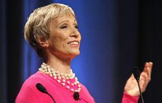 "Barbara Corcoran's Secrets to Success. -  ""Corcoran's thirst for risk made her far more innovative than her competitors. Now one of the most recognized female entrepreneurs in the world, Corcoran shares some secrets to her entrepreneurial spirit and rapid growth"""