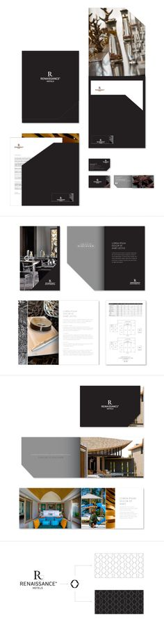 RENAISSANCE BRAND REFRESH - Roxanne Bradley - Graphic Designer + Art Director