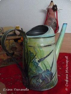 Декор предметов Декупаж январский декупаж Коробки Краска фото 6