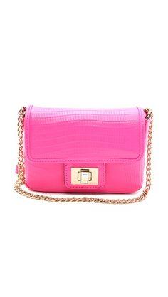 Juicy Couture Sierra Sorbet Mini G Bag♡ by tiffany