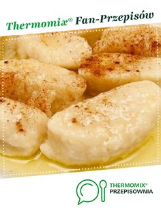Pierogi leniwe Polish Recipes, Polish Food, Fruit Recipes, Dumplings, Cucumber, Pancakes, Food And Drink, Potatoes, Dinner