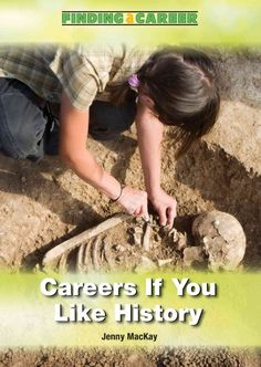 Federal historian -- Teaching -- Librarian and archivist -- Intelligence analyst -- Museum curator -- Lawyer and paralegal -- Interview with an archivist -- Other careers if you like history.