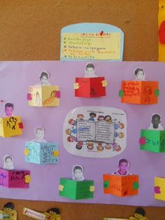 ~~kindergarten teacher ~~ΝΗΠΙΑΓΩΓΟΣ.....ΧΡΩΜΑΤΑ ΚΑΙ ΑΡΩΜΑΤΑ...2ο ΝΗΠΙΑΓΩΓΕΙΟ ΚΟΣΚΙΝΟΥ : ΟΡΓΑΝΩΣΗ ΔΑΝΕΙΣΤΙΚΗΣ ΒΙΒΛΙΟΘΗΚΗΣ 2015 Arabic Lessons, Classroom Environment, Gta, Classroom Decor, Paper Flowers, Crafts For Kids, Activities, Education, School