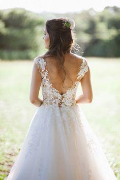 Vestido de Noiva Pronovias modelo Ofelia – Empório Lulu