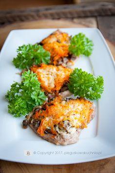 Dzisiaj odświeżam przepis na schab zapiekany pod pierzynką z marchewki i pieczarek. Przepis na to danie ze schabu mam już od dawna i nie raz gościł on na moim stole.…
