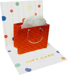 shopping bag card - Google Search