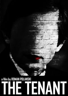 Poster of The tenant directed by Roman Polanski, 1976