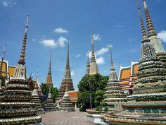 Bangkok - Wat Phra Kaew (Temple of the Emerald Buddha)