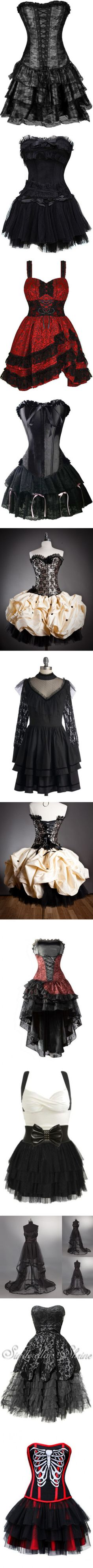 Corseted Dresses by jwpixie on Polyvore featuring women's fashion, intimates, shapewear, dresses, corsets, short dresses, vestidos, corset, lace mini dress and layered lace dress