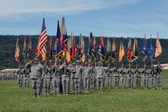PA #NationalGuard 28th Infantry Division Change of Command - Sept. 16, 2012