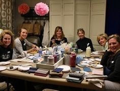 What a lovely group of ladies that I had the pleasure of hosting for the Annie Sloan Basics workshop! We covered many finishes and soon these ladies will be painting everything that isn't moving! #anniesloanstockist #workshop #paintedfurniture...