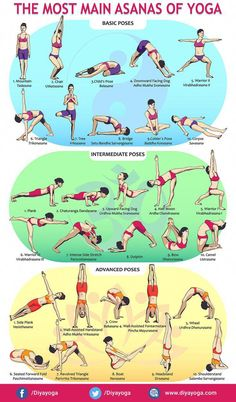 Did you know just 15 minutes of Yoga Practice a day can change your body chemistry & improve your mood completely? If you are a workout freak, yoga won't be your ultimate choice as it does not involve optimal or immense workout sessions. Yoga is not. Yoga Bewegungen, Vinyasa Yoga, Yoga Nidra, Bikram Yoga Poses, Vinyasa Flow Sequence, Yoga Beginners, Beginner Yoga, Yoga Sequence For Beginners, Yoga Fitness