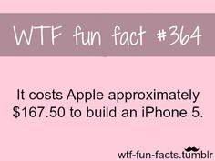 iPhone 5 FUN-FACTS are coming HERE funny and weird facts ONLY