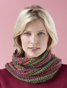 Free Crochet Pattern:                                       Simple Cowl                                                                     ...
