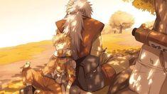 Este é o motivo pelo qual Jiraiya foi a melhor figura paterna que Naruto teve