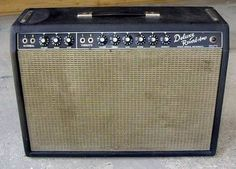 Fender Deluxe Reverb 1965 Vintage Classic - The Real Deal