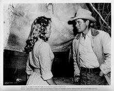 'Jubal' 1956 Felicia Farr, Western Film, My Crush, Westerns, Ford, Celebs, Actors, Couple Photos, Cowboys