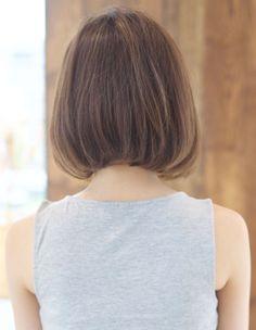 大人ナチュラルボブ(TK-116) | ヘアカタログ・髪型・ヘアスタイル|AFLOAT(アフロート)表参道・銀座・名古屋の美容室・美容院