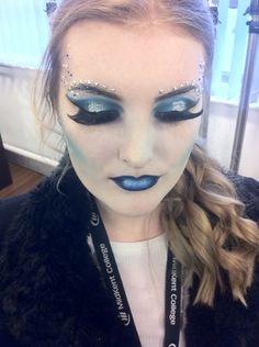 Myths and magic competition - gothic snow queen