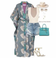 Vacation Outfits, Summer Outfits, Cute Outfits, Casual Outfits, Summer Clothes, Neue Looks, Autumn Fashion, I Love Fashion, Spring Summer Fashion